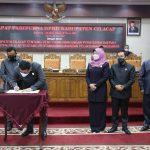 DPRD Cilacap Setujui Pertanggungjawaban Pelaksanaan APBD 2020