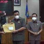 DPRD Cilacap Gelar Rapat Paripurna